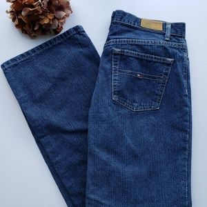 Tommy Hilfiger Bootcut Blue Jeans 10